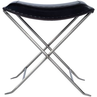 Surprising Remus Metal Accent Stool Bralicious Painted Fabric Chair Ideas Braliciousco