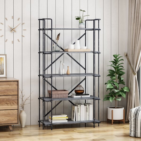 Bostick Etagere Bookcase By Williston Forge