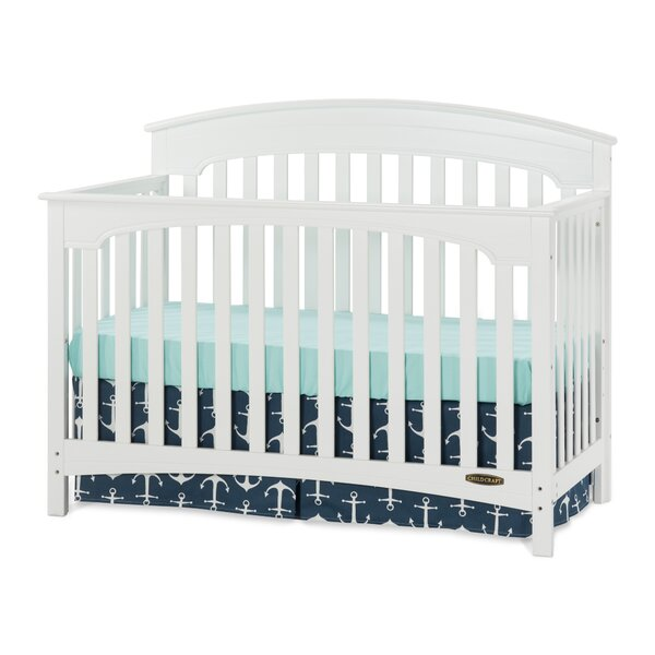 Stanford 4-in-1 Convertible Crib by Child Craft