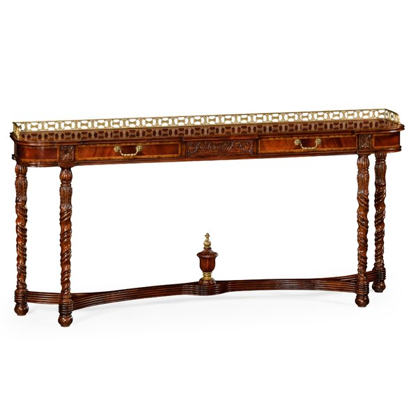 Buckingham Console Table By Jonathan Charles Fine Furniture