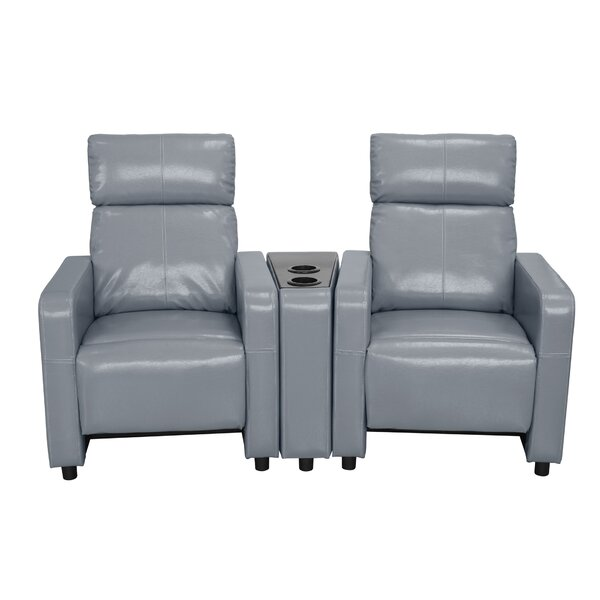 Ketter Home Theater Loveseat by Latitude Run