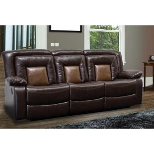 Reclining Sofa by BestMasterFurniture