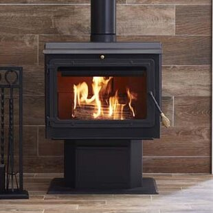 2,000 sq. ft. Direct Vent Wood Stove by England's Stove Works
