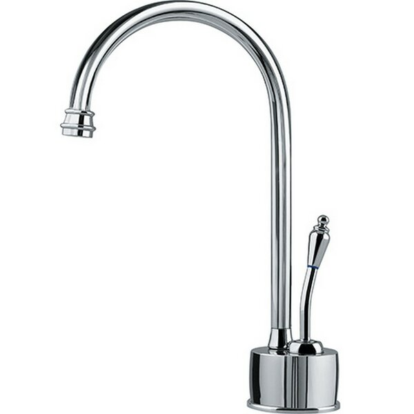 Farmhouse Hot Water Dispenser with Swivel Spout by Franke