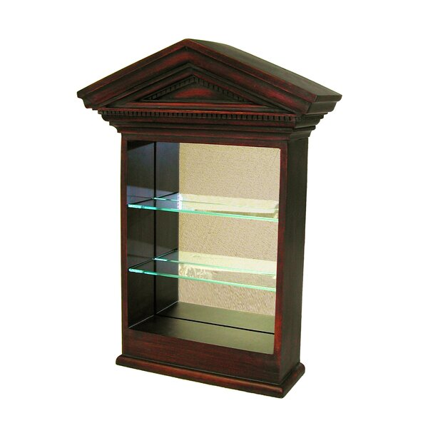 Jefferson Wall-Mounted Display Stand by Hickory Manor House