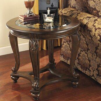 Pagedale End Table by Fleur De Lis Living