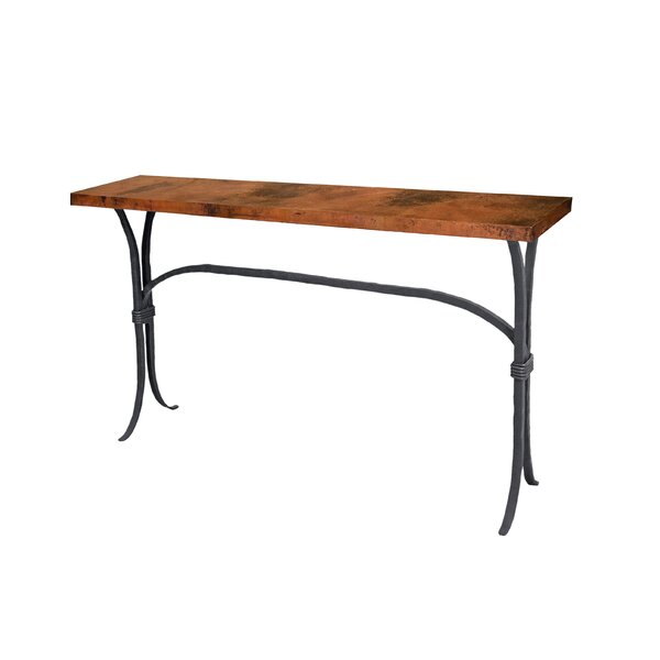 Durante Console Table by 17 Stories