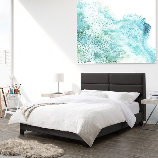 Anouk Rectangle Upholstered Platform Bed by Brayden Studio