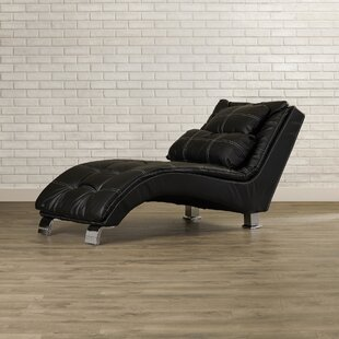 Baize Chaise Lounge by Latitude Run