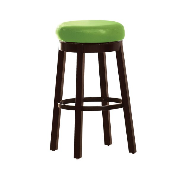 Trixie 29 Swivel Bar Stool (Set of 2) by Hokku Designs