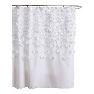 Modern Contemporary Paris Shower Curtain