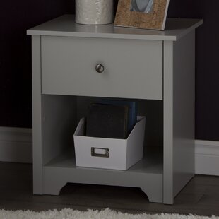 Vito 1 Drawer Nightstand BySouth Shore