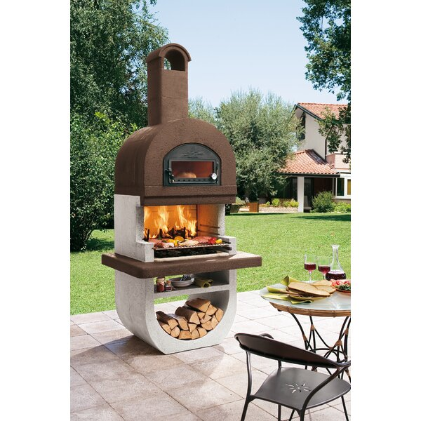 47 Diva BBQ Charcoal Grill by LaToscana