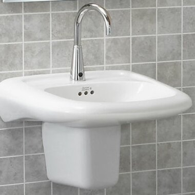 Selectronic Bathroom Faucet Less Handle by American Standard