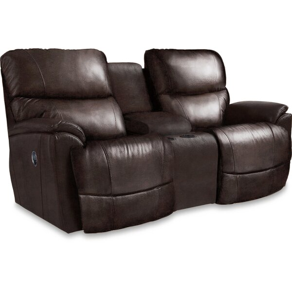 Up To 70% Off Trouper Reclining 77'' Pillow Top Arm Loveseat