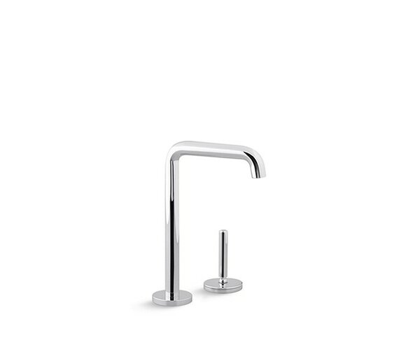 One™ Entertainment Single Handle Kitchen Faucet by Kallista