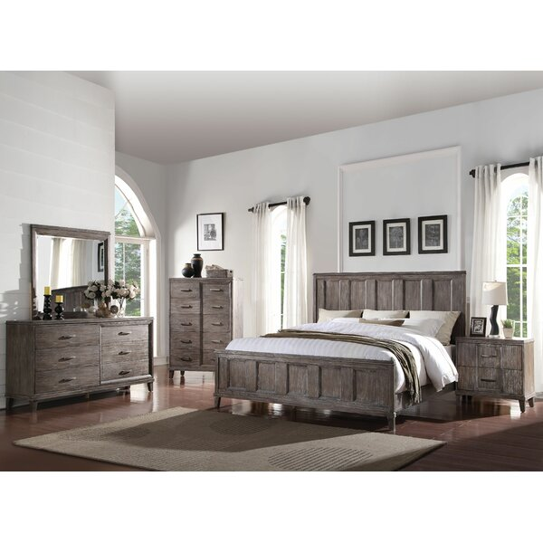 Alana California King Standard Configurable Bedroom Set by Foundry Select