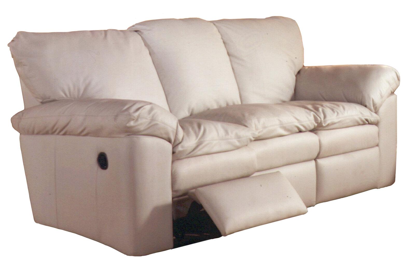 Enjoyable Omnia Leather El Dorado Reclining Sofa Reviews Wayfair Cjindustries Chair Design For Home Cjindustriesco