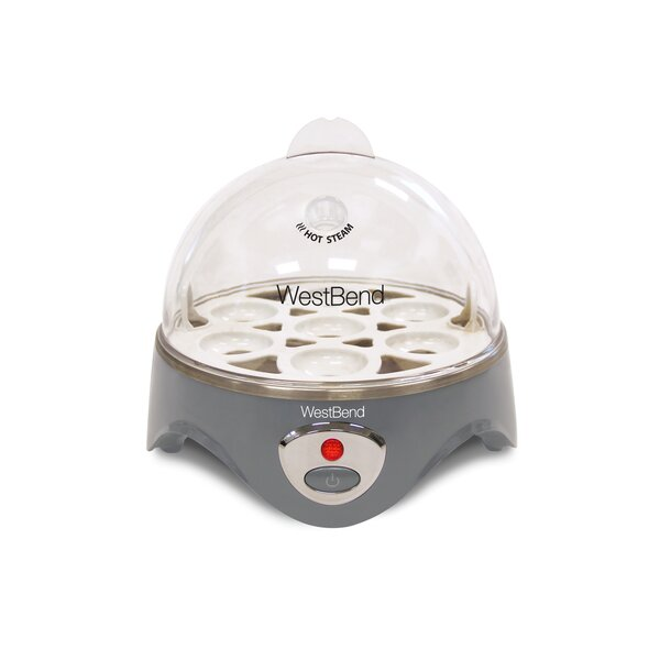 Automatic 7 Egg Cooker by Midea