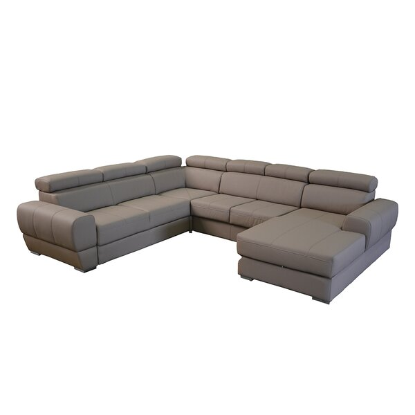 Braintree Left Hand Facing Sleeper Sectional By Latitude Run