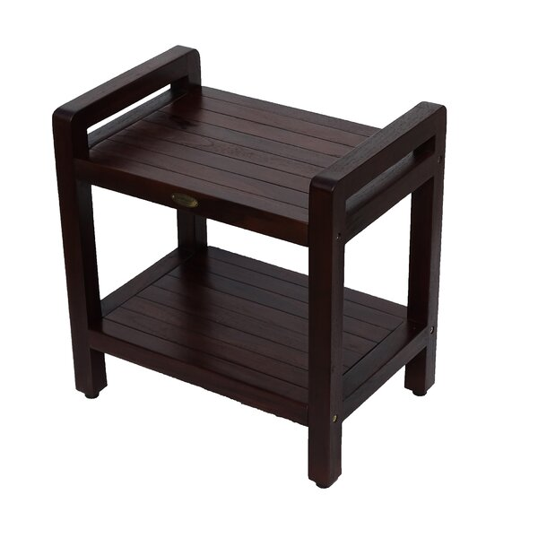Teak Coffee Table South Africa: Decoteak Elegance Shower Seat & Reviews