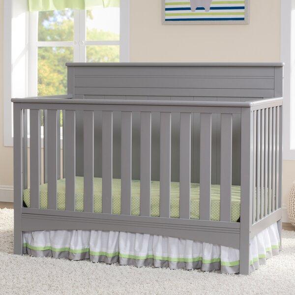 Fancy 4 In 1 Convertible Crib By Delta Children.