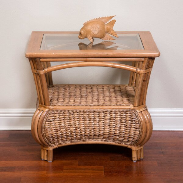Brisa End Table by Bayou Breeze