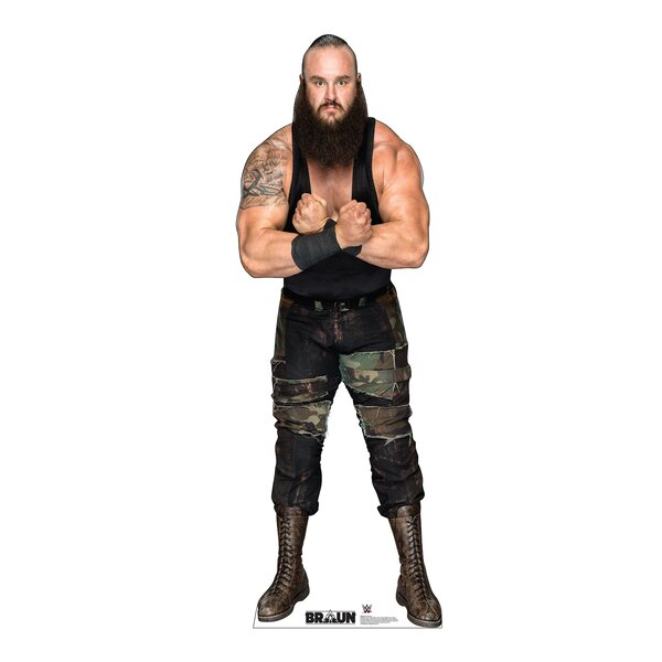 Braun Strowman WWE Stand-up by Advanced Graphics