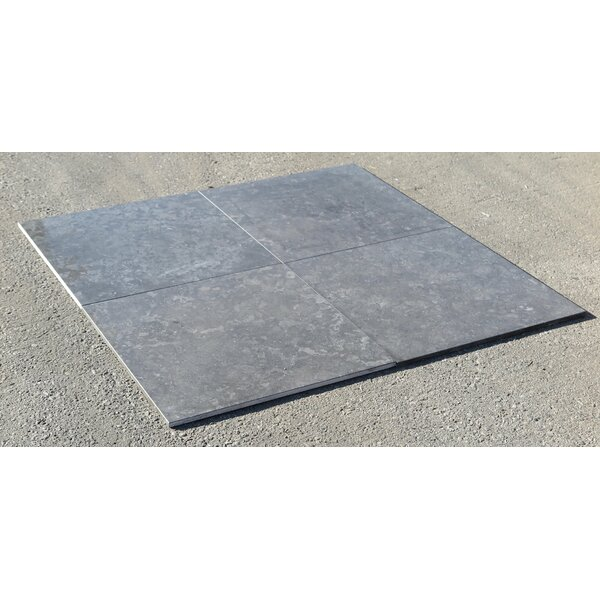 Sicilian Grey Polished 18x18 Marble Field Tile