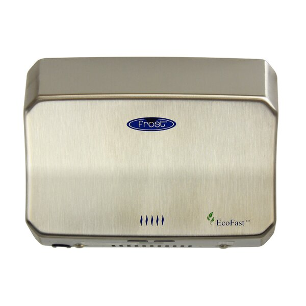 Automatic High Speed Hand Dryer in Stainless Steel by Frost Products