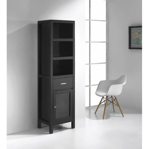 Wilson 1 Drawer Accent Cabinet by Virtu USA