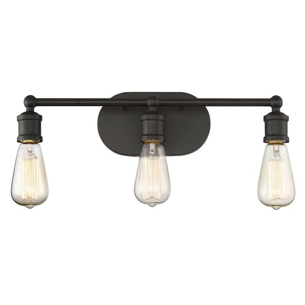 Agave 3-Light Vanity Light Fixture by Laurel Found