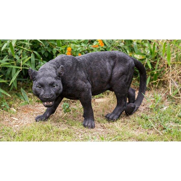Pelton Panther Stalking Statue by Bloomsbury Market