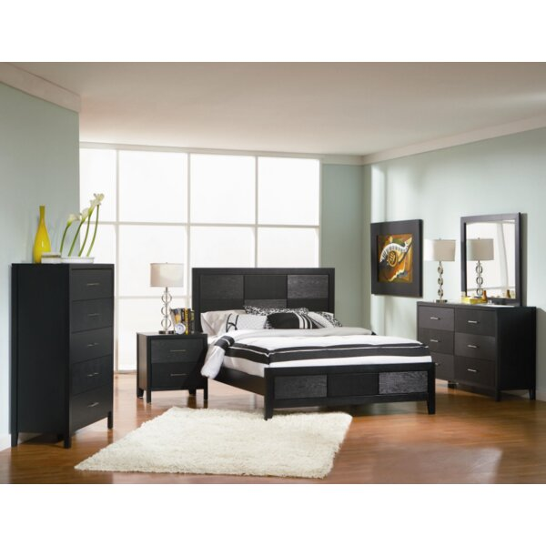 Frontenac Panel Configurable Bedroom Set by Ivy Bronx