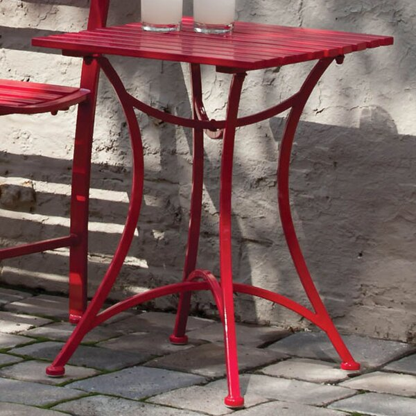 Metal Side Table by Cape Craftsmen