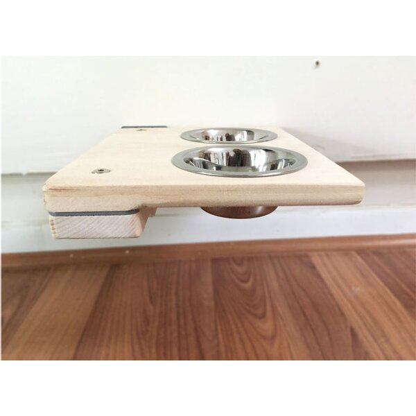 10 Cat Mod Wall-Mounted Feeder Shelf by Catastroph