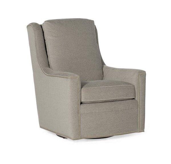 Percy Swivel Swivel Tub Chair By Bradington-Young
