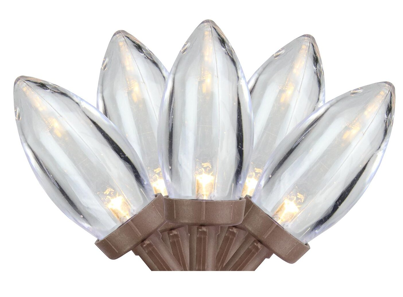 Jumbo Plug In Christmas Lights You Ll Love In 2021 Wayfair