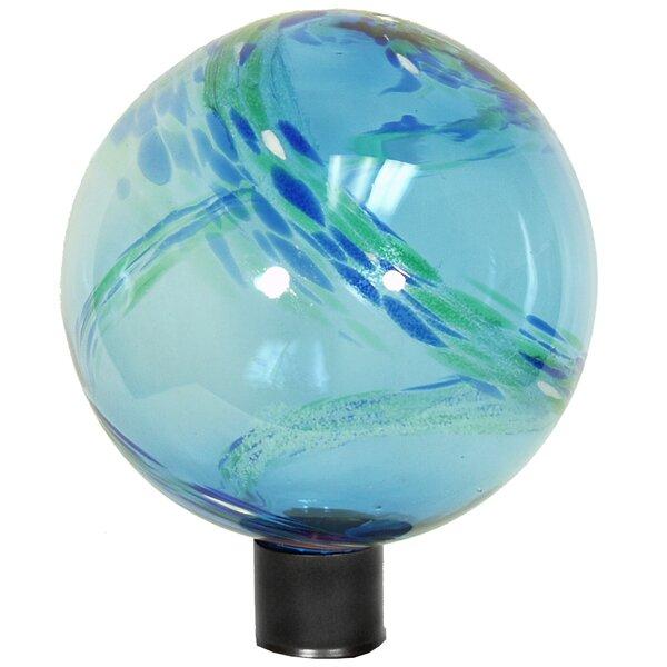 Lilith Globe Ocean Mist Gazing Globe by Winston Porter