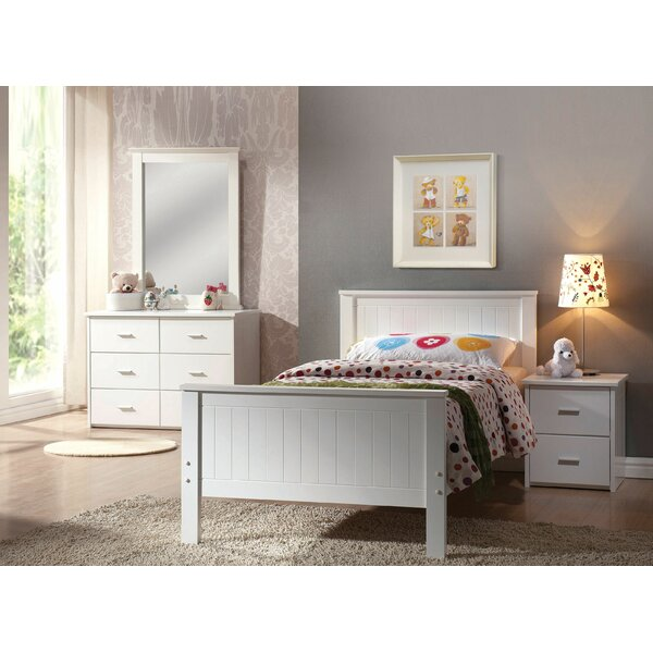 Boggs Standard Configurable Bedroom Set by Trule Teen