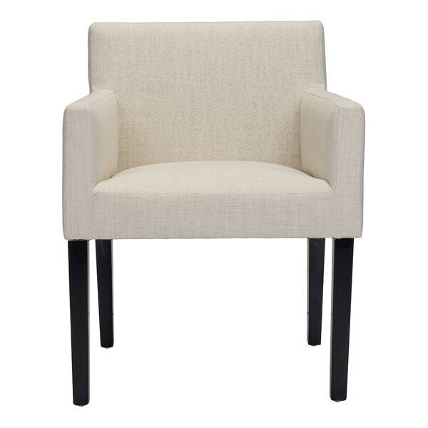 Ambrosino Upholstered Dining Chair by Latitude Run