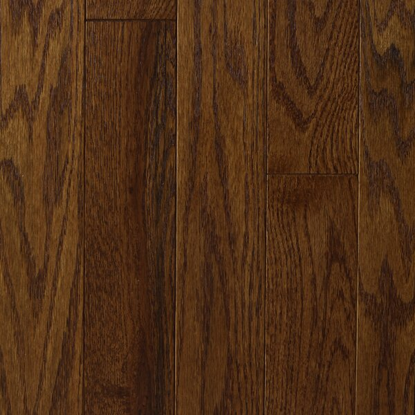 Lake Inari 2-1/4 Solid Oak Hardwood Flooring in Chestnut by Branton Flooring Collection