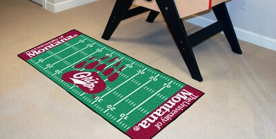 NCAA University of Montana Football Field Runner by FANMATS