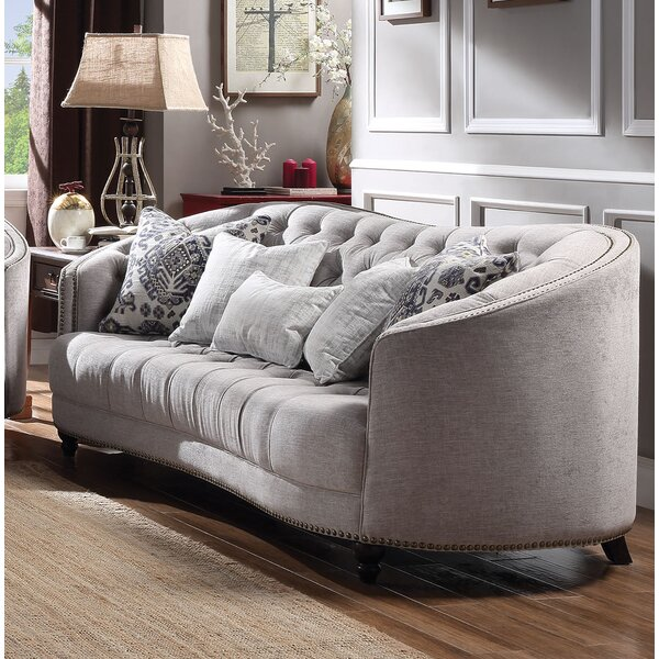 Perfect Quality Clarendon Sofa by World Menagerie by World Menagerie