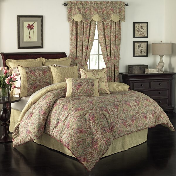 Swept Away Comforter Collection