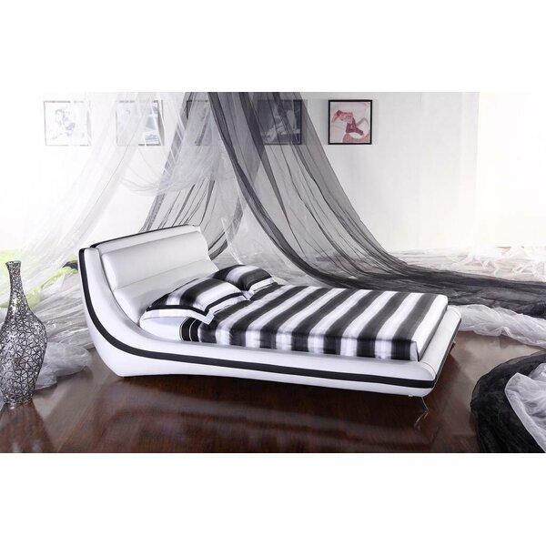 Queen Platform 2 Piece Bedroom Set by Greatime