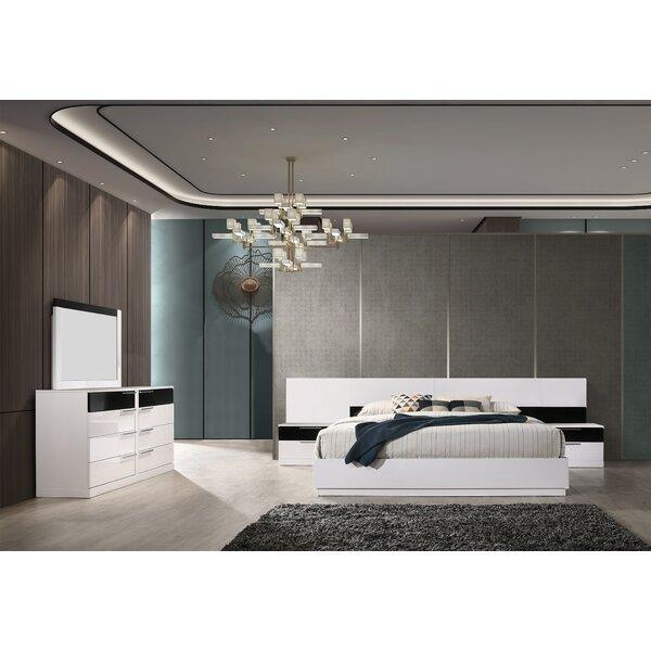 Fleeton Platform 5 Piece Bedroom Set by Orren Ellis