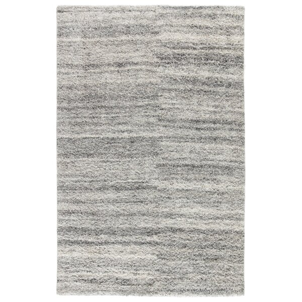 Kasim Hand-Knotted Blue/Ivory Indoor/Outdoor Area Rug