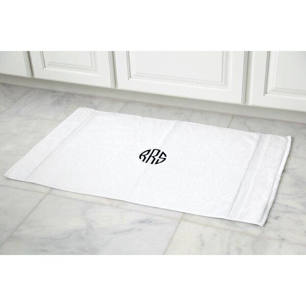 Luxury Rectangle 100% Cotton 2 piece Bath Rug Set (Set of 2)