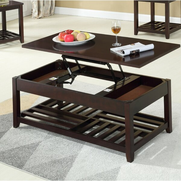 Chanhassen Lift Top Coffee Table by Darby Home Co Darby Home Co
